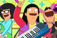 Which Bob's Burgers Song Are You?