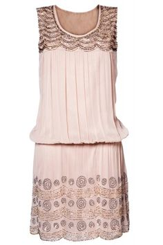 Great Gatsby Dresses - frock and frill Great Gatsby Dresses, Great Gatsby Fashion, 20s Fashion, Fashion Mode, Art Deco Fashion, Fashion Dresses, Fashion Looks, Film Fashion, Flapper Fashion
