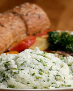 Garlic And Herb Mash