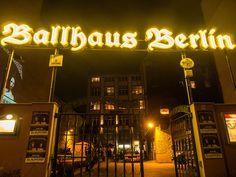 Fotogalerie | Ballhaus Berlin