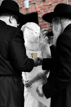 .orthodox Jewish wedding