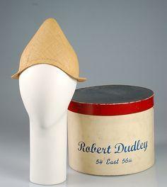 Hat Robert Dudley 1955