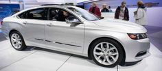 2014 Chevrolet Impala! I would settle for one of these while I hunt for a classic.