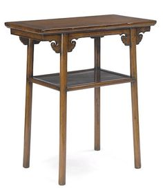 A huanghuali side table 19th/early 20th century✖️No Pin Limits✖️More Pins Like This One At FOSTERGINGER @ Pinterest✖️