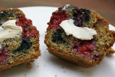 4th_muffins | 15 Summery and Patriotic Recipes for 4th of July Celebrations