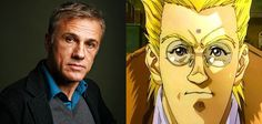 Spectre's Christoph Waltz is in talks to play a key role in the upcoming manga…