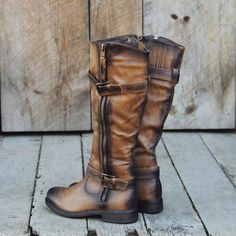 The Northerner Boots, Sweet Riding Boots from Spool No.72. | Spool No.72