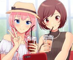 Luka and Meiko
