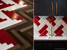 Jack the Clipper flagship barbershop by FormRoom, London – UK » Retail Design Blog