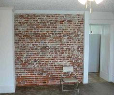 Dining Room: Interior Brick Wall
