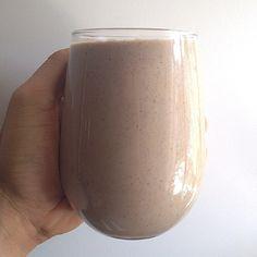 Juicing again today :) #Orange, #Banana, #Hemp #Protein and #HempSeeds, #Spirulina, #Panela, #Raw #Cacao, #Dates, #Raisins, #Red #Cranberries, #Sesame #Seeds, #Nuts, #Almonds, #Hazelnuts, #Chia Seeds and #Water ;) #Ultra #Nourishing #FruitJuice #SuperFoods ~ #EatClean #TrainMean #LiveGreen ~ #Vegan ~ #3rdeyeFood #3rdeyevision