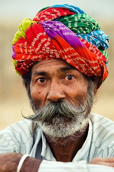 The colors of Rajasthan, India - Rakesh JV