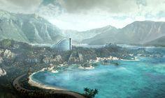 Banoi Resort Hotel - Dead Island (PS3/ Xbox 360/Windows)
