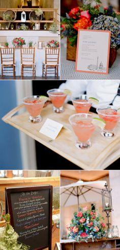 Urban Garden Rehearsal Dinner by Pineapple Productions | The Wedding Story