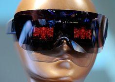 futuristic sunglasses - Google Search