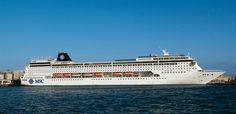 Sinfonia (MSC Cruises | MSC Crociere | MSC Cruzeiros)