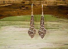 Spoon Earrings Louise by Silver Spoon Jewelry by silverspoonj, $48.00
