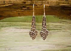 Spoon Earrings Louise by Silver Spoon Jewelry by silverspoonj, $48.00