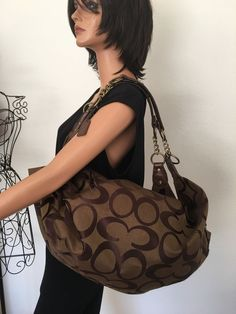 Bag Hobo Designer Fashion Extra Large Shoulder Female Hip Chic Travel Business  #Unbranded #ShoulderBag