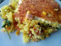Este delicioso arroz diz que é uma iguaria no Brasil. Vi num programa de tv e decidi experimentar fazer, adaptando-o à minha maneira ;) Ingredientes 2 chávenas de arroz 1 cebola grande 2 dentes de …