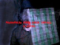 Video Penampakan nyata Kakek Sarung di Medan.