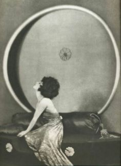 "Arthur F. Rice. Alla Nazimova in ""Camille"" directed by Ray 1921"