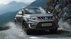Suzuki Vitara S, motor 1.4 turbo para el SUV nipón - http://www.actualidadmotor.com/suzuki-vitara-s-motor-1-4-turbo-para-el-suv-nipon/