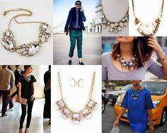 tendencias 2015 de bisuteria, collares, pulceras,zarcillos - Buscar con Google