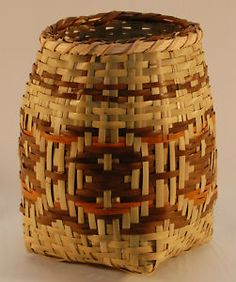 Cherokee Baskets, Eastern Band of Cherokee Indians
