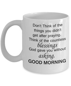 Good morning handsom mug - Good Morning Blessings - Morning Love Gifts - Porcelain White Funny Coffee Mug, Best Office Tea Mug & Coffee Cup Gifts 11 OZ Tuesday Quotes Good Morning, Good Morning Sister, Good Morning Texts, Good Morning Inspirational Quotes, Morning Greetings Quotes, Good Morning Messages, Inspiring Quotes About Life, Morning Images, Sweet Love Quotes