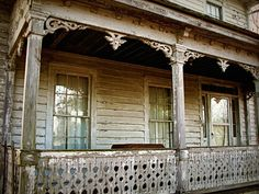 Victorian Porch detail