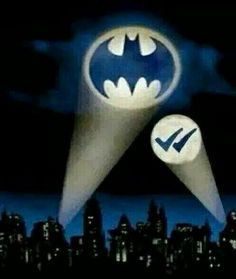 Don't you just hate it when this happens? #whatifbatmanwasnotinthemood #nottoday #illhelpyoutomorrow
