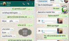 20 momentos engraçados da Vovó Whatsapp >> http://www.tediado.com.br/08/20-momentos-engracados-da-vovo-whatsapp/