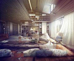 Tannoury House by Antoun Tony