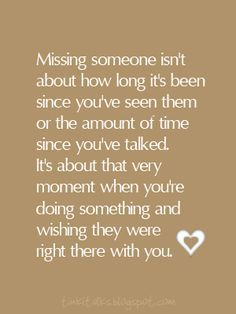 Yes, so true...miss you mom❤