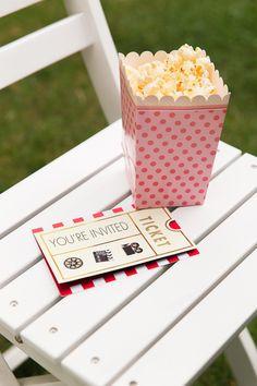 DIY, Outdoor Movie Night, Kino, Gartenparty, Sommer, Movienight, Cinema, Heimkino