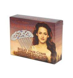 Bella Swan wedding hair comb
