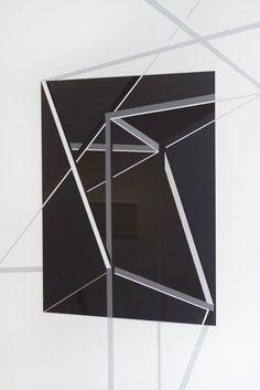 Self-Assembly I, 2014, by Justin Hibbs