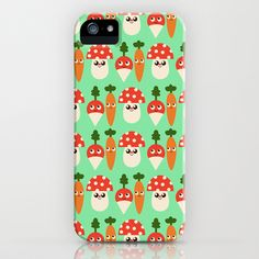 Veggie Patch iPhone & iPod Case by Heidi Kenney - $35.00
