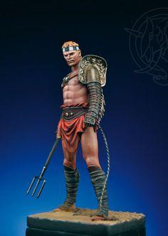"""Roman Gladiator """"RETIARIUS"""""""