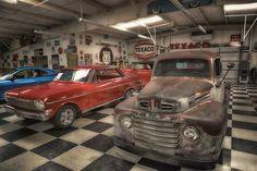 Route 66 Museum.