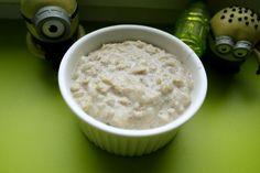fulgi de ovaz fierti in lapte Oatmeal, Pudding, Breakfast, Desserts, Food, Wonderland, Diet, The Oatmeal, Morning Coffee