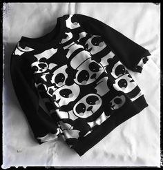 A personal favorite from my Etsy shop https://www.etsy.com/listing/546642066/pandas-sweatshirt
