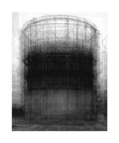 Homage to Bernd Becher / Idris Khan
