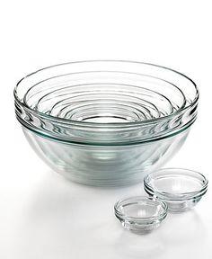 The Cellar Mixing Bowls, 9 Piece Set - Serveware - Dining & Entertaining - Macy's