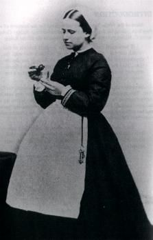 Civil War Nursing Uniform