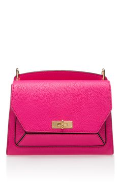 Suzy Medium Shoulder Bag by BALLY for Preorder on Moda Operandi