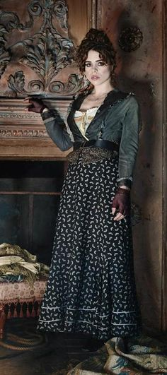 PENNY DREADFUL - TV SERIES - SHOWTIME 2014