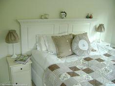 sänggavel,huvudgavel,gammal dörr,dörr,före & efter,stuckatur