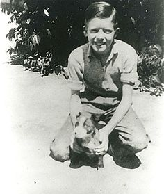 Young Jimmy Carter